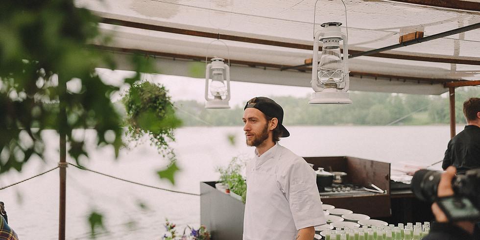 Žanis-Raivo Behmanis VAKARS UZ EZERA|DINNER ON THE LAKE 140 EUR