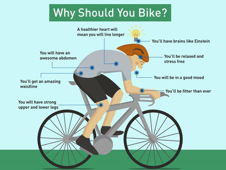 Five ways more people cycling will be better for everyone