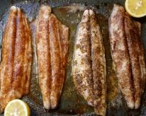 Spanish Fillets, 4 Ways