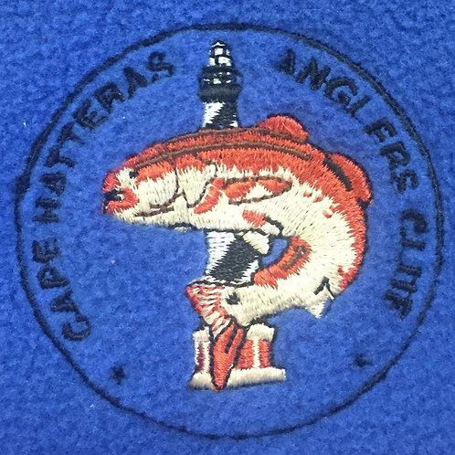 Blue CHAC Fleece Jacket