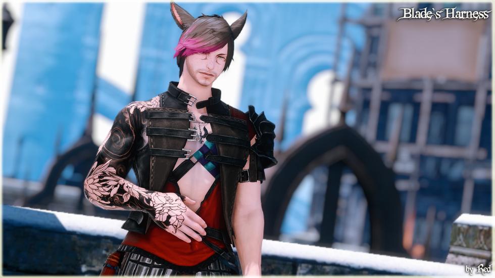 Blade's Harness (TB2.0)