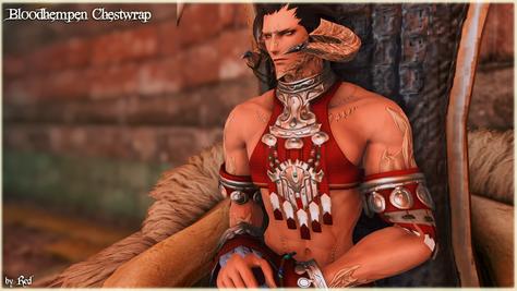 Bloodhempen Chestwrap (TB2.0)