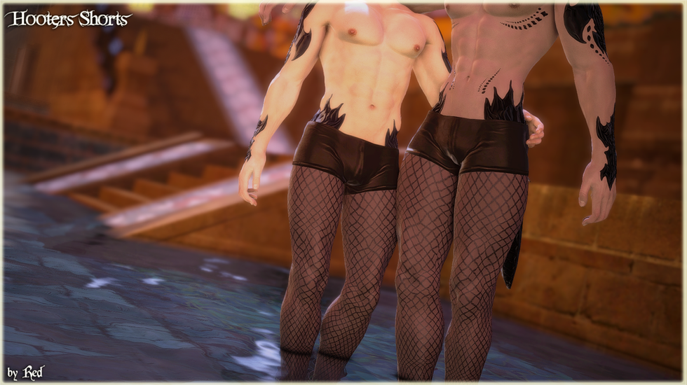 Hooters Shorts (TB2.0)