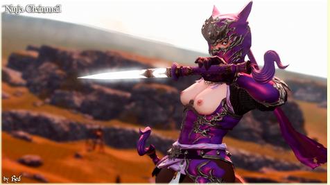 Ninja Chainmail (Bibo+)