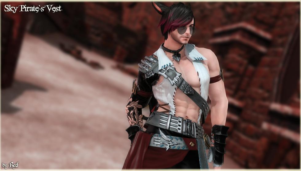 Sky Pirate's Vest (TB2.0)