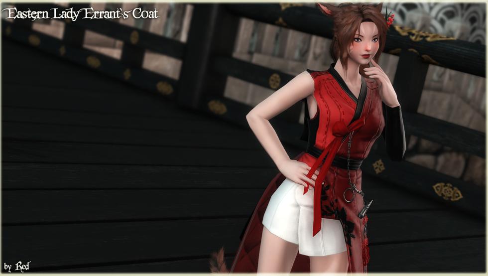 Eastern Lady Errant's Coat (T&F2)