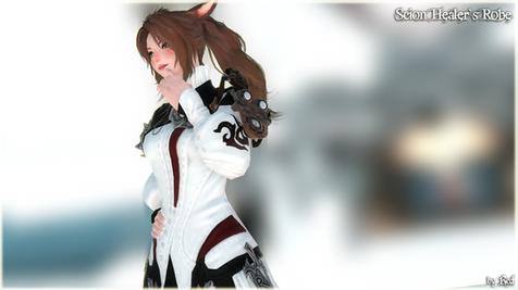 Scion Healer's Robe (Bibo+ Venus)
