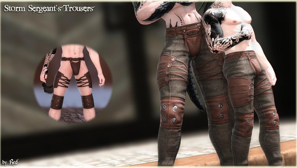 Storm Sergeant's Trousers (TB2.0)