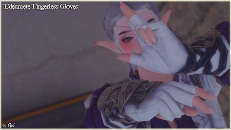 Edenmete Fingerless Gloves (Gen. 2)