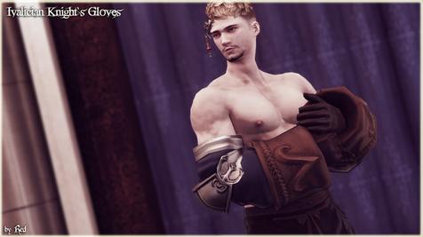 Ivalician Knight's Gloves (TB2.0)