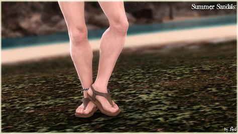 Summer Sandals (TB2.0)