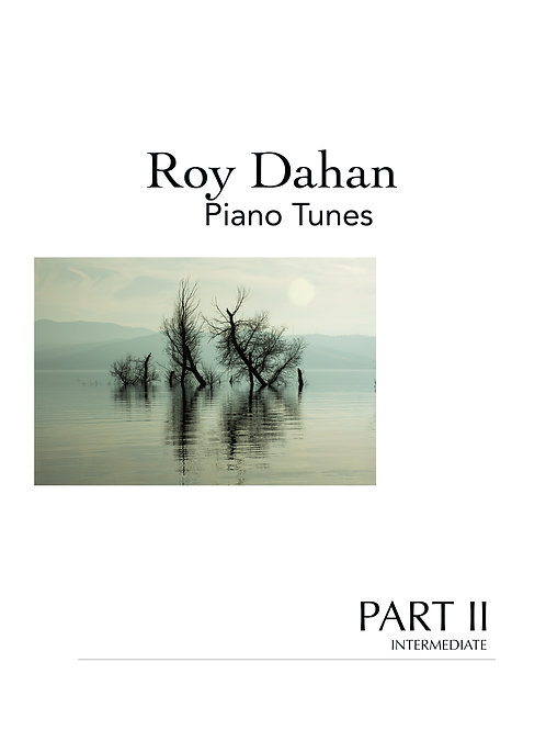 Roy Dahan - Piano Tunes - Book II