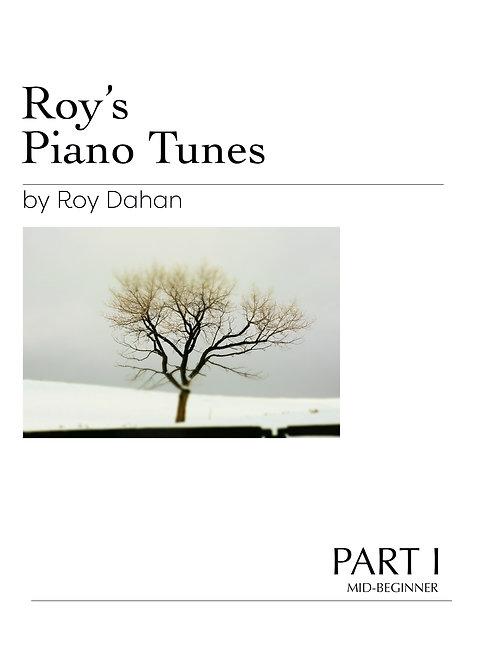 Roy's Piano Tunes - Book I