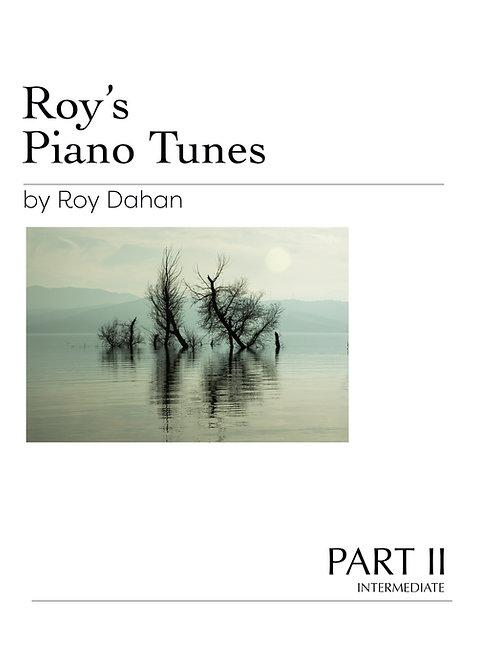 Roy's Piano Tunes - Book II
