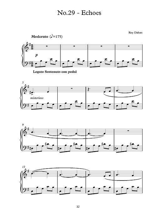 No. 29 - Echoes