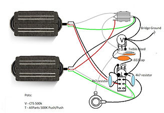 Contemporary Jazzmaster Wiring Diagram b