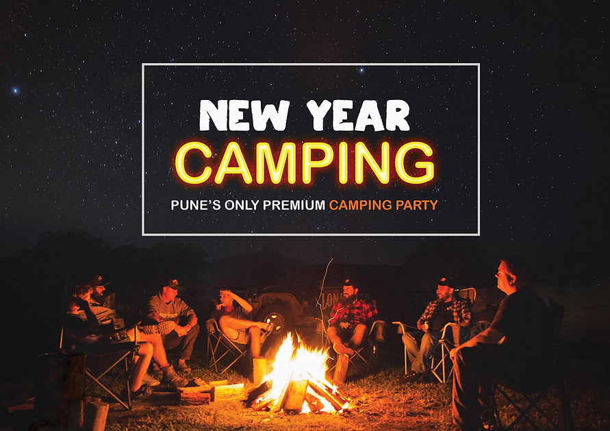 New Year 2020 Camping in Pune