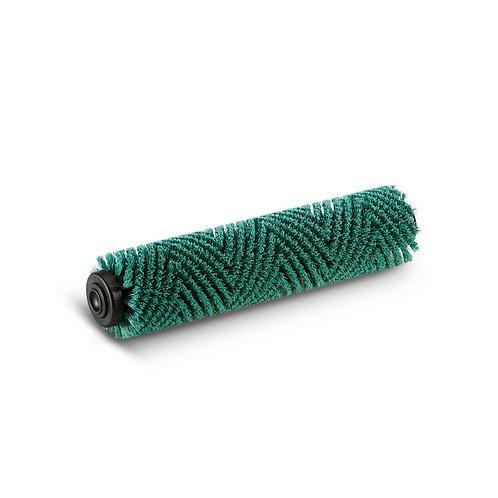 ケルヒャー 送料無料 ローラーブラシ, ハード, 緑, 350 mm 40370380