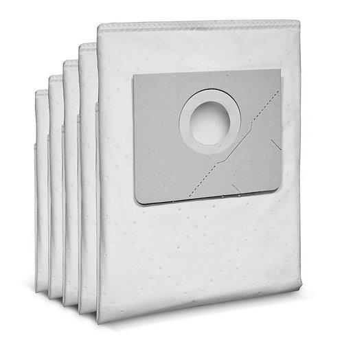 ケルヒャー 合成繊維フィルターバック 5枚入 送料無料 KARCHER 業務用