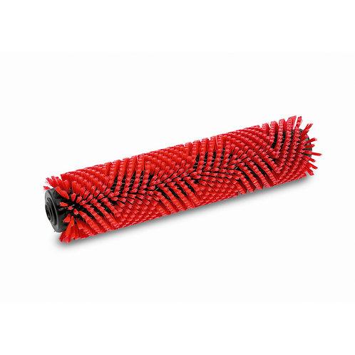 ケルヒャー 送料無料 ローラーブラシ,ミディアム,赤,350 mm 40370310