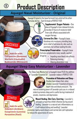 Aquegel Original & Lavender - 8