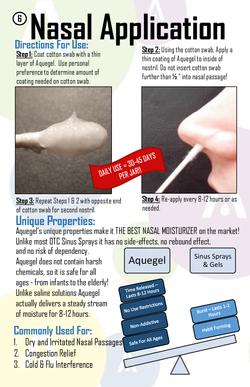 Aquegel Nasal Application - 6
