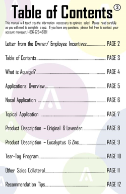 Table of Content - 3