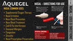 NASAL USE DIRECTIONS - 6