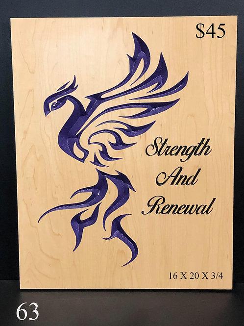 Strength and Renewal - Phoenix