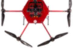 Alumahex v2 heavy lift drone