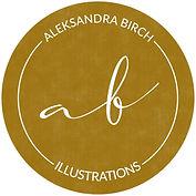 Aleksandra Birch logo