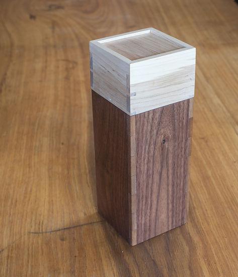 bloodroot box(4) walnut quad box (1 of 6