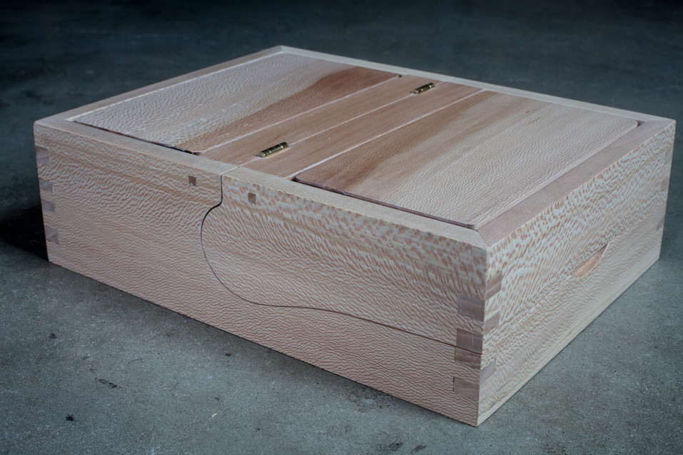 bloodroot box(3) cypress access by handl