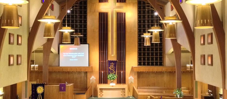 History of Hillsdale United Methodist