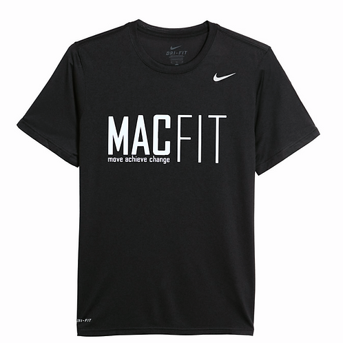 Mens' MacFit Athletics Nike Dri-FIT T-Shirt
