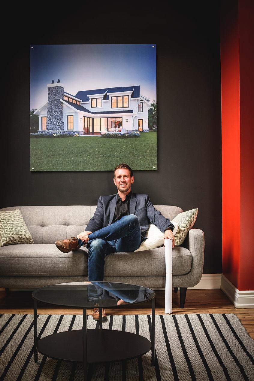 collingwood custom home design