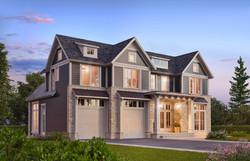 cape code custom home design