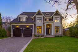 Traditional Custom Home Design