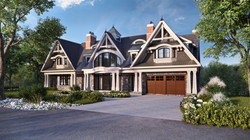 traditional home design collingwood