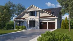custom home design collingwood