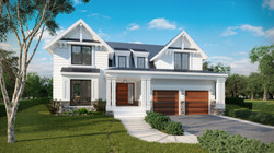 farmhouse modern home design