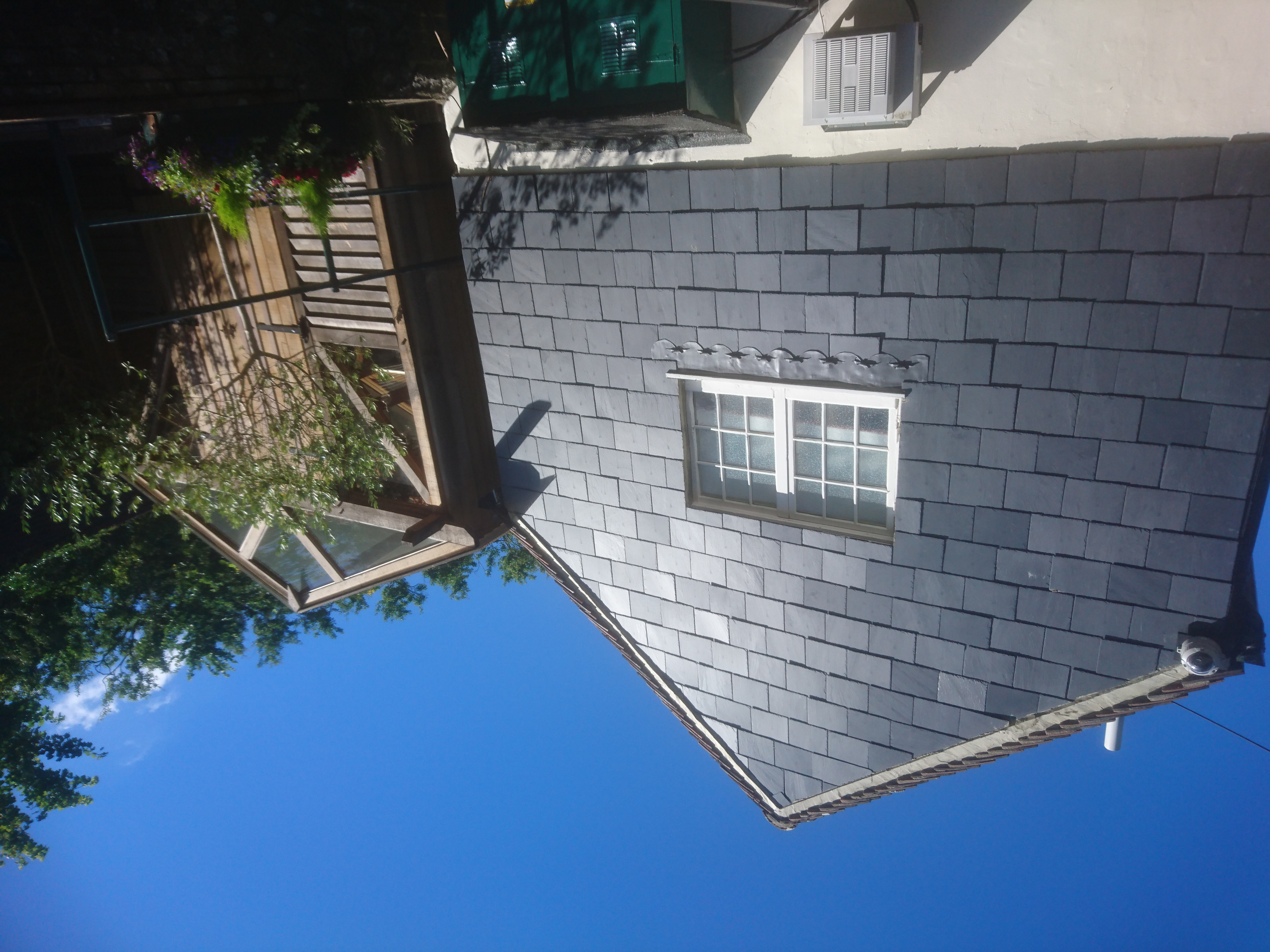 Roofer in Sussex | Shepherd and Dog