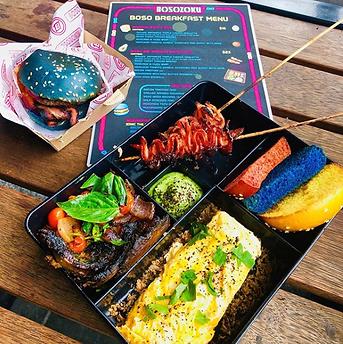 Bosozoku Breakfast Bento 2019 Weekends o