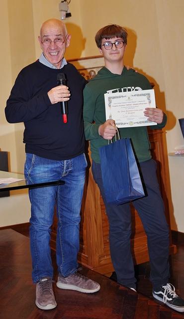 Giusi Parisi e vincitori Kahoot (38) Fil