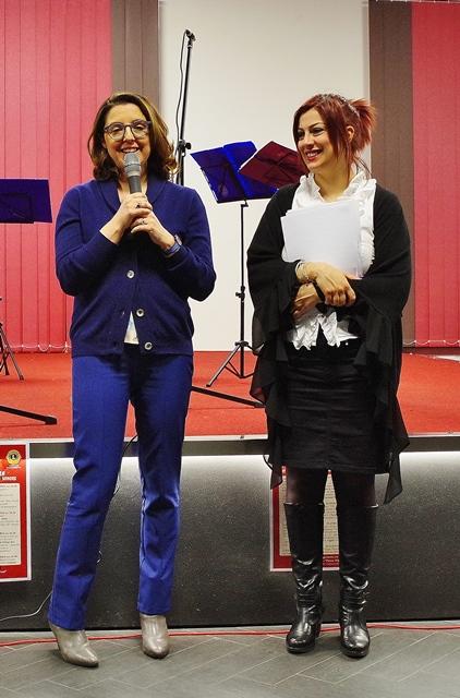 La dottoressa Anna Giannone del centro Galatea onlus