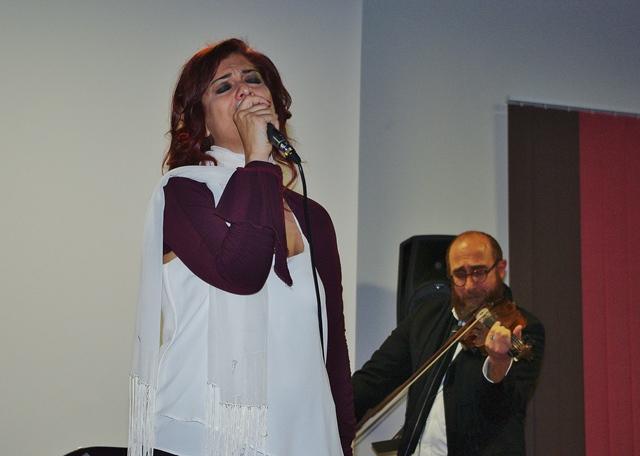 Debora Di Pietra e  Luigi Amico