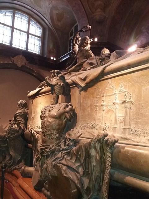 Tomba di Maria Teresa d'Austria