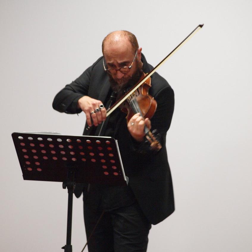 Il prof. Luigi Amico