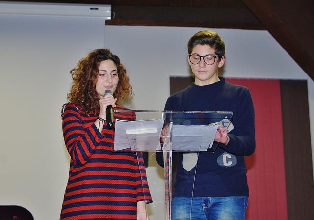 Maria Cristina Perri e Lorenzo Macaluso