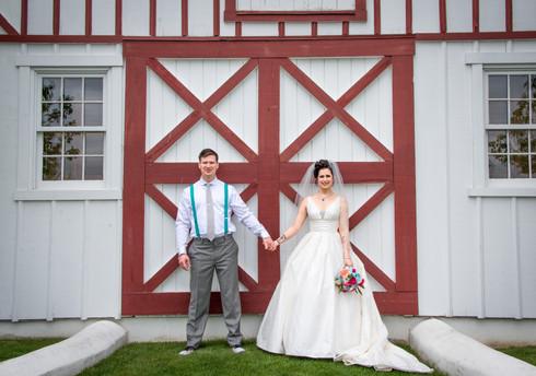 Normandy Farms Bride and Groom